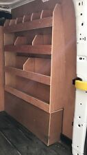 Ford Transit Custom Swb  Ply Van Racking Ply Lining Shelving Storage 950x850