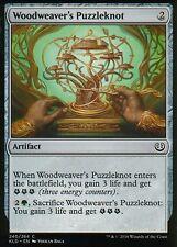4x woodweaver's puzzleknot | NM/M | kaladesh | Magic MTG