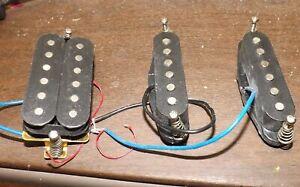 Single coil pickup ohms
