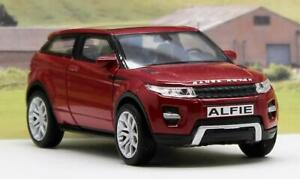 PERSONALISED PLATES Gift Land Rover EVOQUE Boys Toy Model Dad Car Present Boxed
