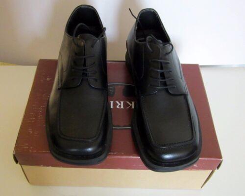 cuir 9 intelligentes noire Uk habillées taille hommes pour emballées Oakridge véritable en Chaussures wqUIzC