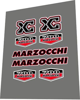 Decal Set MARZOCCHI XC 700 Fork Sticker