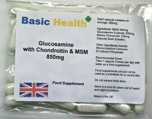 Glucosamine-Chondroitin-MSM-x-60-All-in-1-850mg-Capsule-Joint-Relief-Arthritis