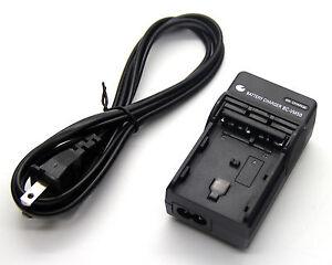 DCR-TRV720E DCR-TRV738E Battery Charger for Sony DCR-TRV620E DCR-TRV725E DCR-TRV730E DCR-TRV740E Handycam Camcorder