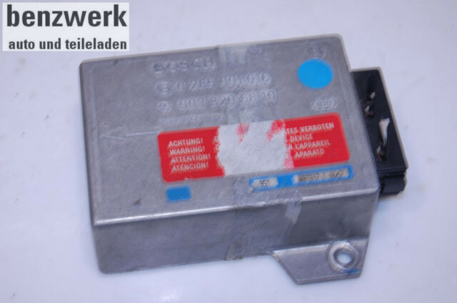 SL  R129 Steuergerät Überrollbügel 0038206810 Bosch 0285001016
