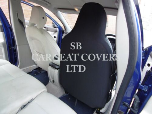 CAR SEAT COVERS ROSSINI ANTHRACITE//LEATHERETTE TO FIT A BMW 1 SERIES 2016