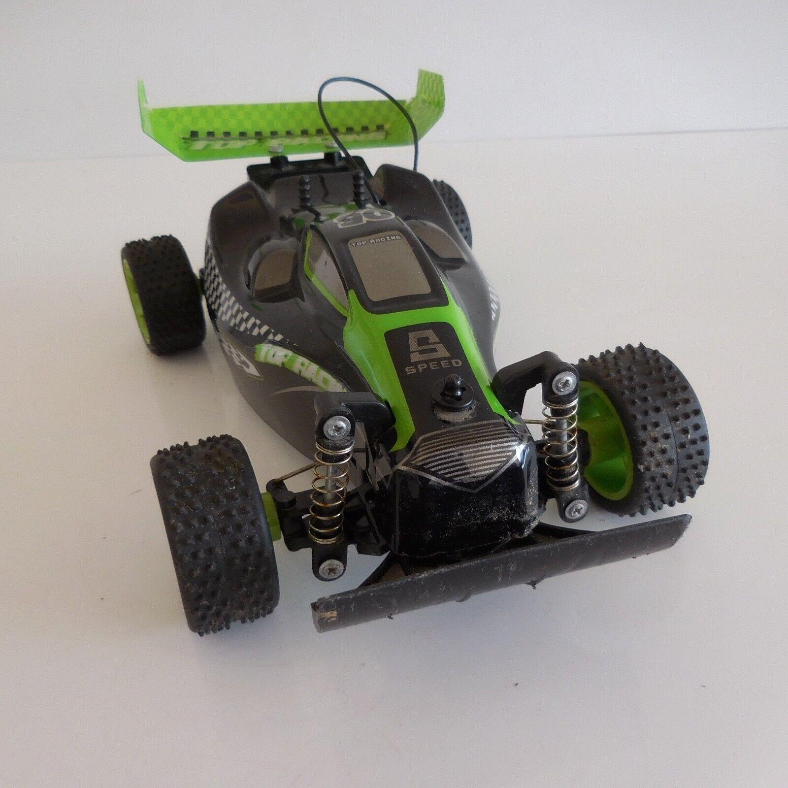 Coche Car Miniatura Re.el Toys Italia Mando Control Remoto Eléctrico