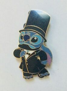 Disney Pin Stitch as Abraham Lincoln Rare LE 250 Presidents Day 2006