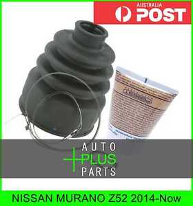Fits-NISSAN-MURANO-Z52-2014-Now-BOOT-INNER-CV-JOINT-KIT-83X117X25-6