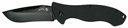 Black Kershaw 6045BLK CQC-9K Emerson Knife