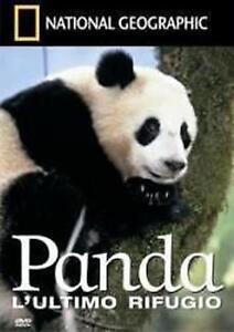 Panda-L-039-ultimo-Rifugio-DVD-Nuovo-NATIONAL-GEOGRAPHIC-Sigillato