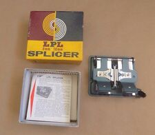 Vintage LPL Film Splicer 8mm / 16mm