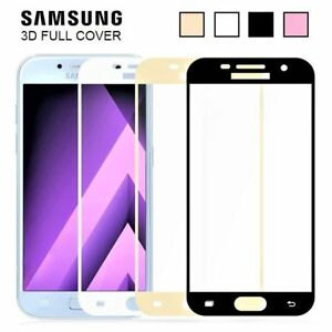 detailed look 1ac22 96e84 Details about Best Clear TPU Gel Case Cover for Samsung Galaxy A5 2017 & A3  2017 + Curve Glass