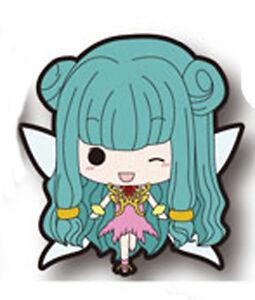 Magic Knights Rayearth Umi White Dress Rubber Phone Strap Mini Vol 2 NEW