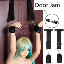 Door Swing Handcuffs Fetish sm Bondage Restraints Window Hanging Hand Cuffs Sex