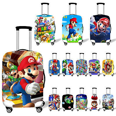 OREZI 3D Impressionism Oil Painting Luggage Protector Suitcase Cover 18-32 Inch