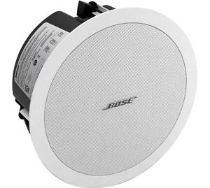 Bose Ds 40f White Flush Mount Loudspeaker Ebay