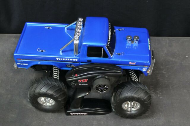 36034-1 TRAXXAS BIGFOOT 2WD BRUSHED MT NO Battery or Charger 26