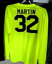 SOCCER GOALKEEPER JERSEYS IN 3 RICH COLOR CHOICES,  FREE YOUR NUMBER, 80 IN STOK