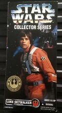 "Star Wars Collector Series 12"" Luke Skywalker in X-Wing Gear"