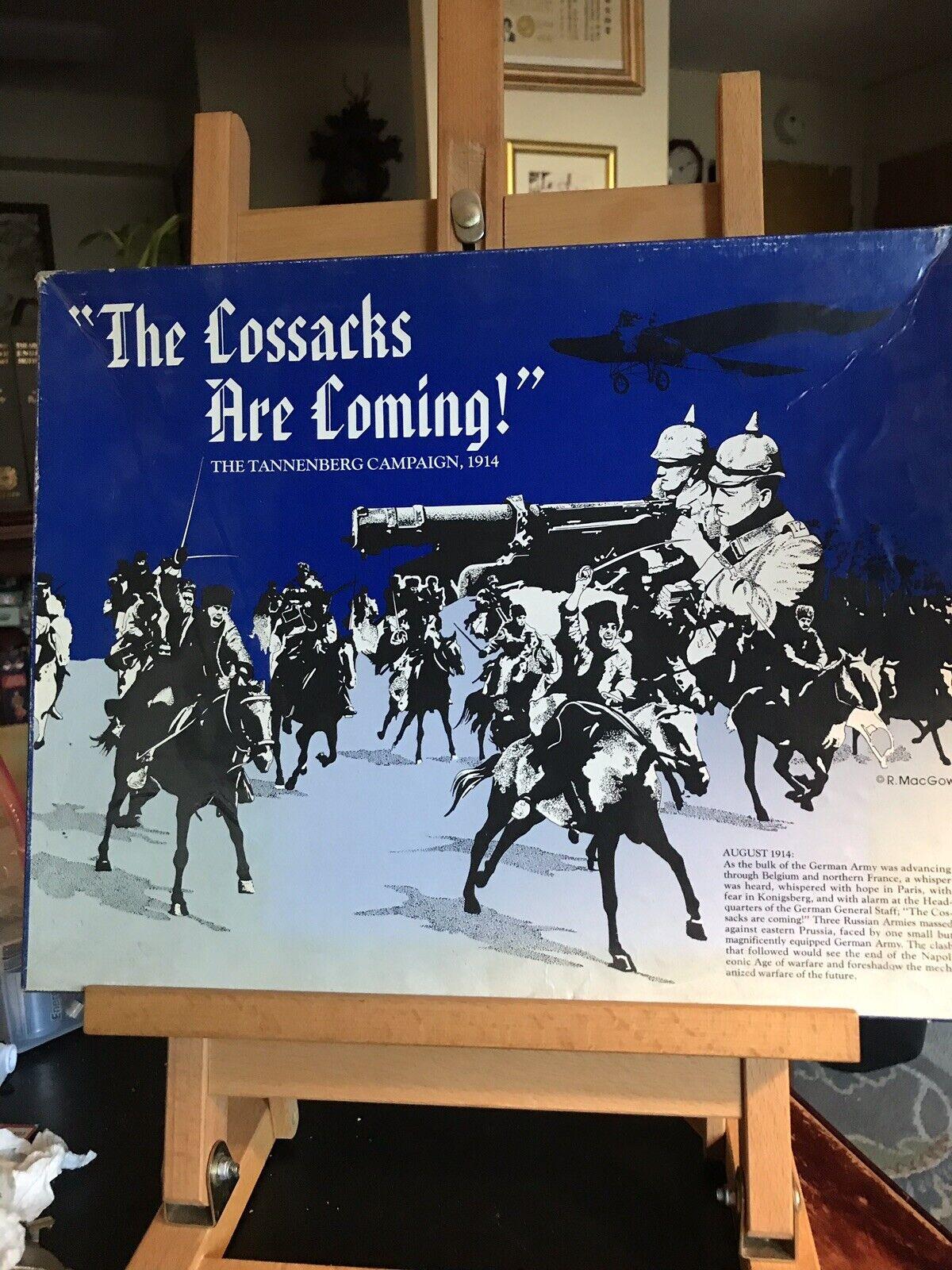 barato La campaña de Tannenberg cosacos vienen los pueblos 1914 1914 1914 juegos de guerra 1982  Venta en línea de descuento de fábrica