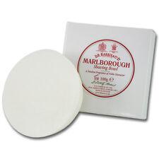 D R Harris triple-milled Lujo afeitado jabón Recarga en Marlborough (100g)