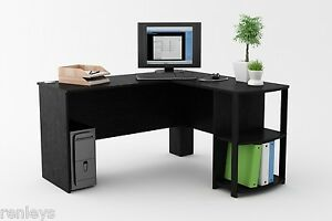 Beautiful Gaming Corner Desk Lshapedcornerdeskworkstationcomputerhomeoffice In Decorating Ideas