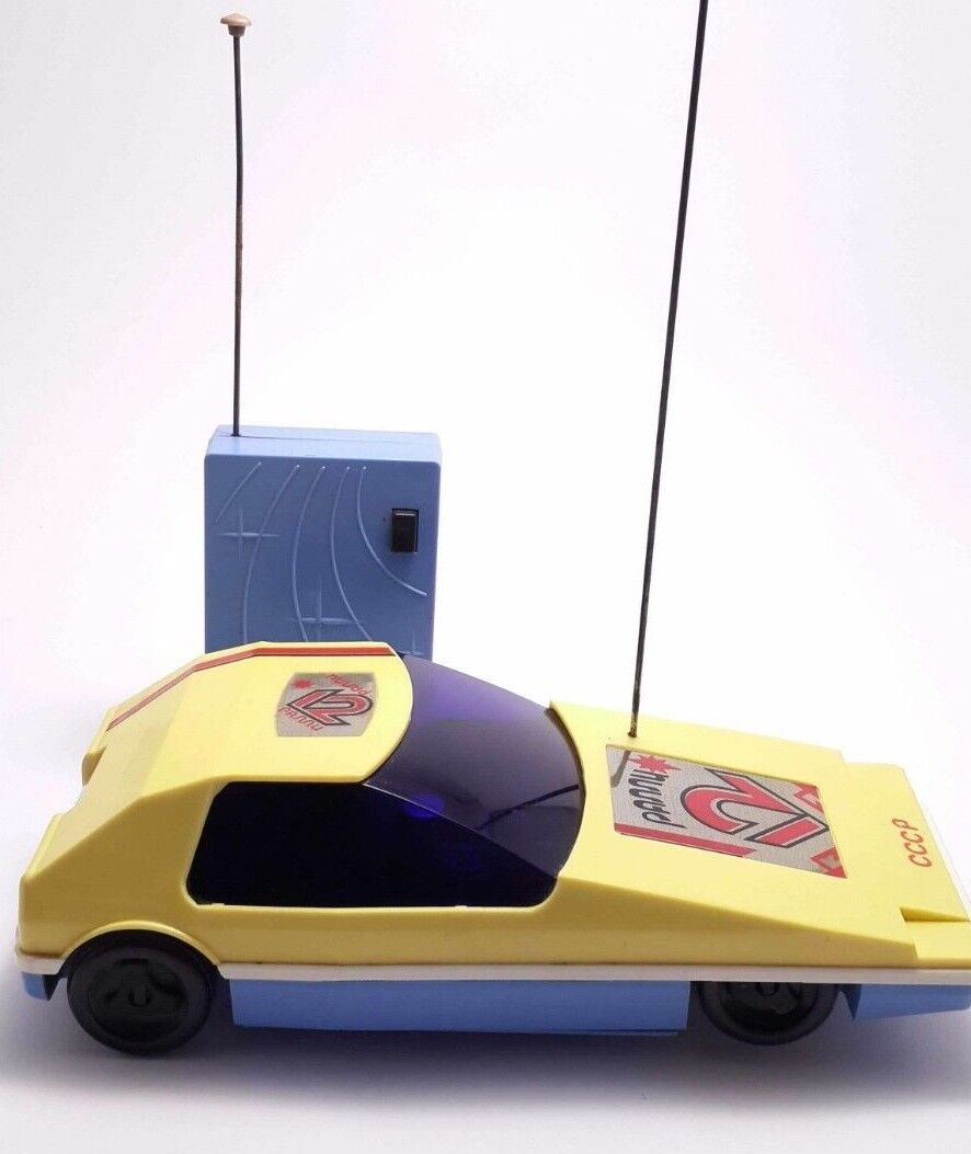 punto de venta en línea Vintage soviético de trabajo Sport Sport Sport Rally Coche De Juguete Control Remoto URSS  moda