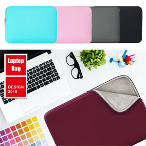 Laptop Bag Notebook Cover Sleeve Case Tablet PC Pouch Inner Surface Protection