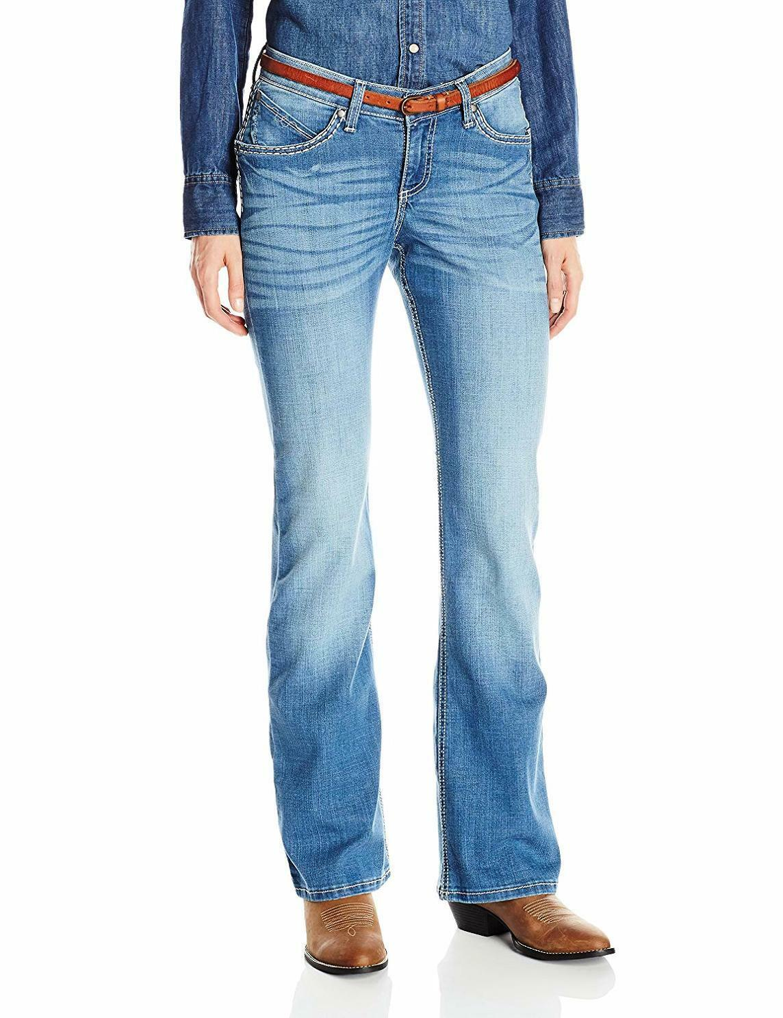 Femme Wrangler Ultimate Riding Shiloh Jean-Choisir Taille coul