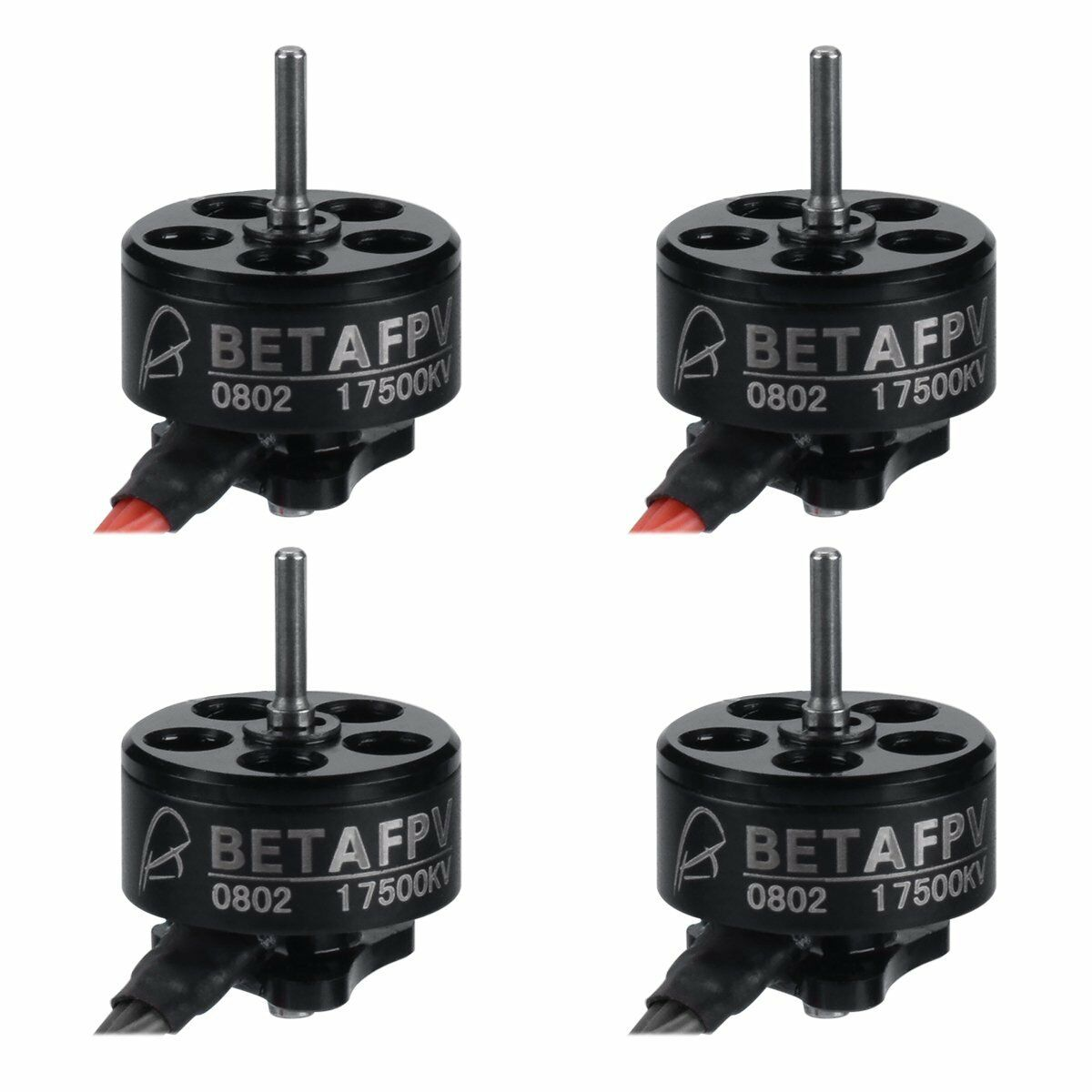 BetaFPV 0802 17500kv Brushless Brushless Brushless Motors set of 4 6ef927