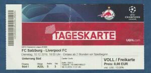 Rb Salzburg Tickets