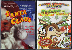 image is loading santa claus dvd 2004 amp classic christmas cartoons