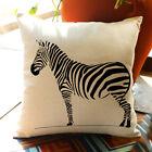 Modern Classic Sofa Chair Cushion Cover Home Decorative Waist Throw Pillow Case
