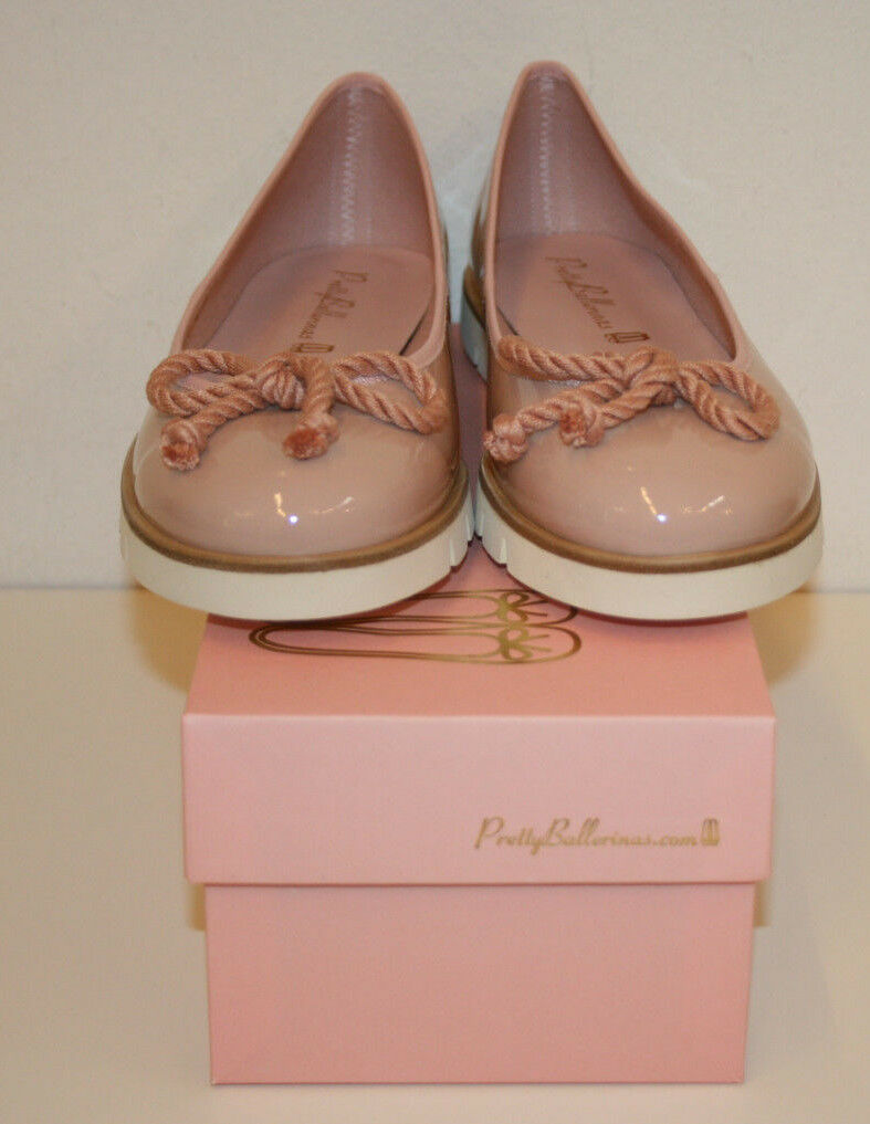 Pretty Ballerinas Ballerina Shade Doll Sohle Gr. 36 rose weiße Sohle Doll 430f25