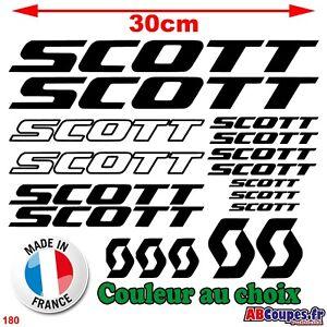 18-Stickers-Scott-Autocollants-Adhesifs-Cadre-Velo-Bike-VTT-Montain-180