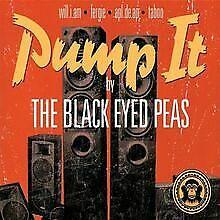 Pump It von Black Eyed Peas   CD   Zustand gut