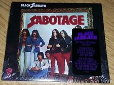 "BLACK SABBATH  ""Sabotage""  RR2 2822  NEW   (CD, 1975/2016)"