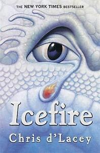 Icefire-d-039-Lacey-Chris-Very-Good-Book