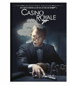 Casino-Royale-Import-USA-Zone-1-DVD-2008-Daniel-Craig-Eva-Green-Judi