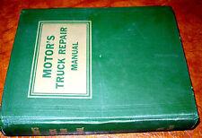 1954-65 53 55 57 59 60 Motors Truck Service Manual Dodge Diamond T Reo Divco IHC