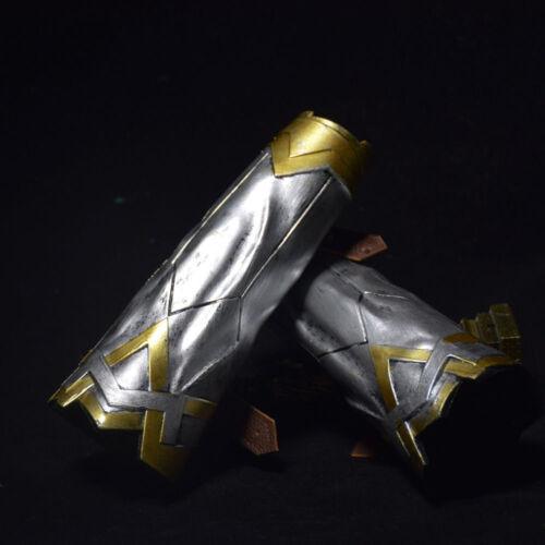 Wonder Woman Superwoman Gauntlets Gloves Halloween Cosplay Costume Props
