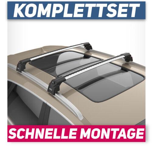Alu Barres de toit pour Mercedes Classe E s213 Combi à partir de 16 compl XT-IR