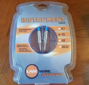 NIB Live Wire Advantage Series 1/4\