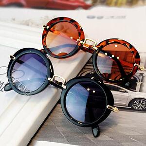 New-Stylish-Child-Kids-Boys-Girls-Children-Goggles-Retro-Anti-UV400-Sunglasses