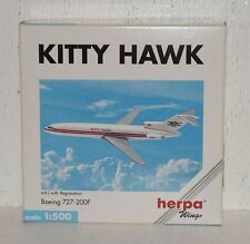 Herpa Wings Kitty Hawk Boeing 727-200F mit Registration 1:500 503105
