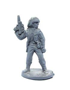 Star Wars - Rebel Trooper (West End Game) Rebel Troopers - 25mm - SW110