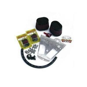 Enferno BA-7653-07 Baron Custom Accessories Mini Teardrop Engine Cover
