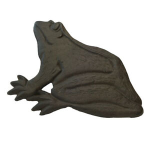 b00c662506336 GiftCraft - Stepping Stones - Cast Iron - Frog 67103380583