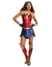 "Batman v Superman Dlx Wonder Woman Costume,M,(US 10-14),BUST 38-40"",WST 31-34"""